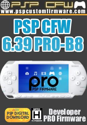 PRO-B8:来自中国的CFW