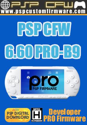 PRO-B9:来自中国的CFW
