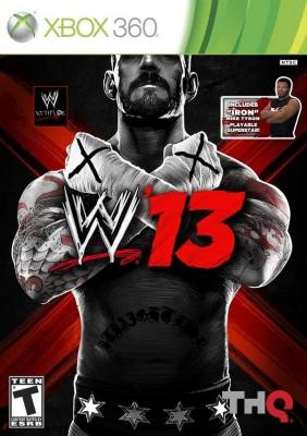 WWE 美国职业摔角 13 金手指 V0.1