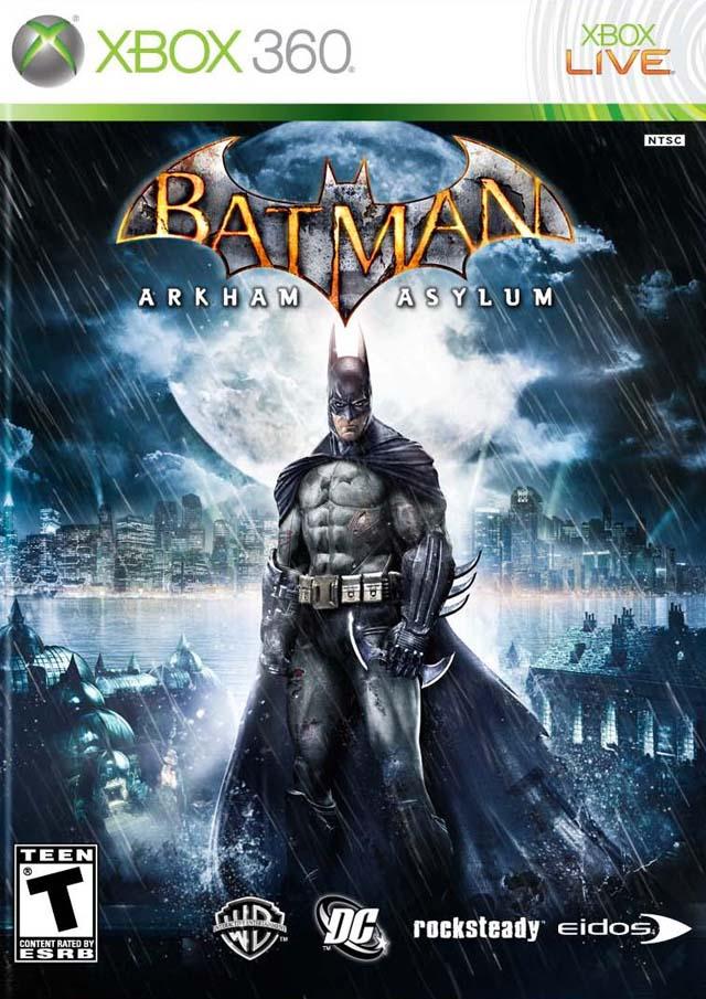 蝙蝠侠 阿卡汉姆疯人院 年度版 金手指 V0.5版